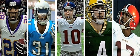 Who will be the Madden 09 cover athlete? | pastapadre com