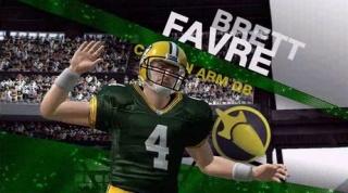Madden 08 Brett Favre