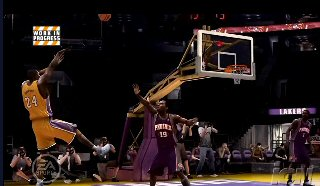 NBA Live 08 Kobe