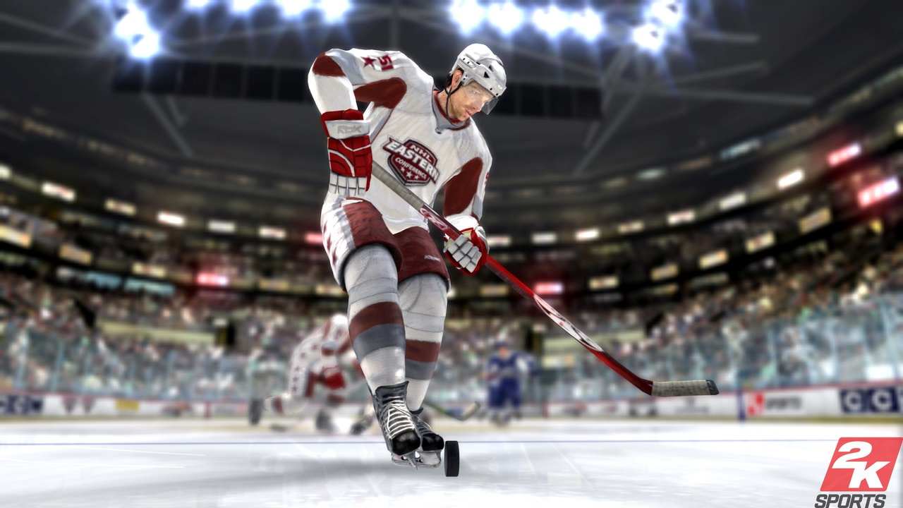 NHL 2K8 screenshot 1