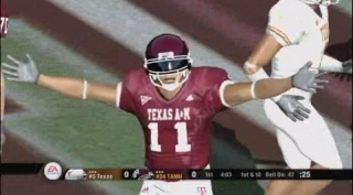 NCAA Football 08 Texas A&M