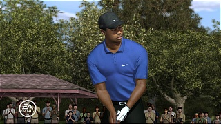 Tiger Woods 08 screen
