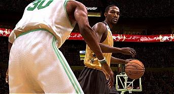 NBA Live 08 Gilbert Arenas small