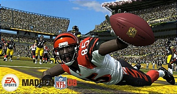 Madden 08 Chad Johnson