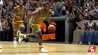 NBA 2K8 Chris Paul 3