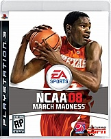 March Madness 08 Kevin Durant Cover