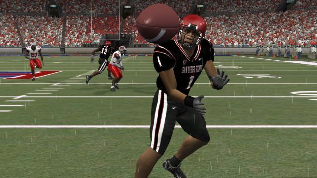 NCAA Football 08 sdsu