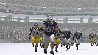 Penn State snow fumble return