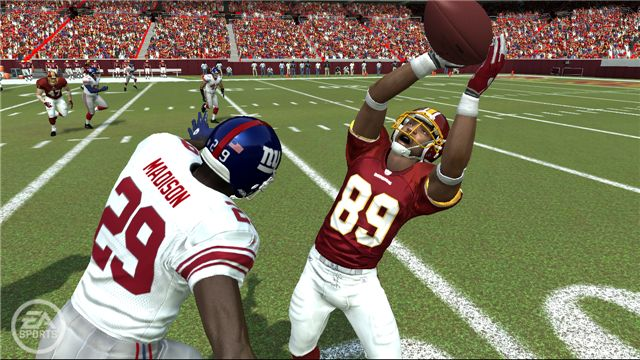 Madden 08 Redskins 3