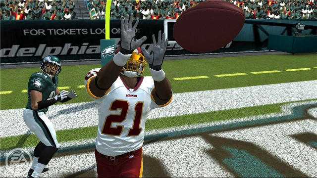 Madden 08 Redskins 6