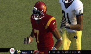 NCAA Football 08 USC 7