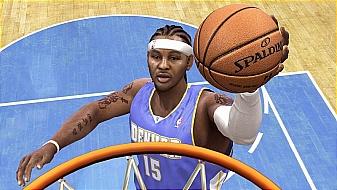 Carmelo Live 08