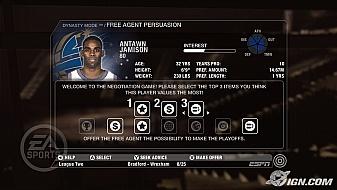 NBA Live 08 FA