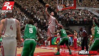 NBA 2K8 Yao