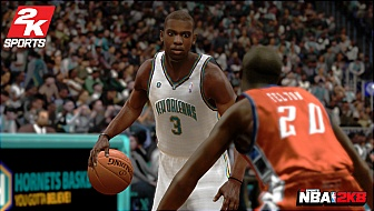 NBA 2K8 Chris Paul