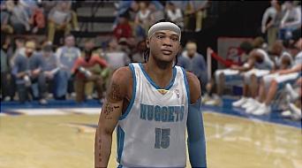 NBA 2K8 Carmelo