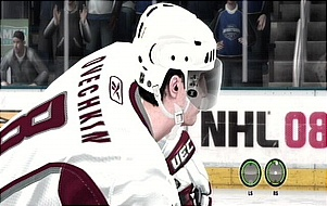 NHL 08 player ratings