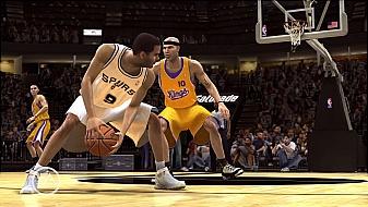Tony Parker NBA Live 08