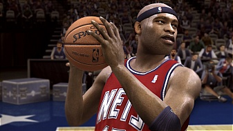Vince Carter NBA Live 08