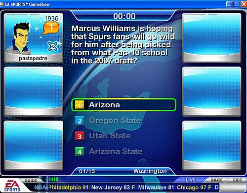EA GameShow