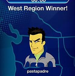 Region Winner