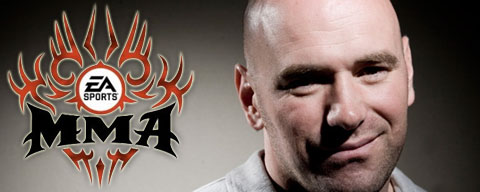 Dana White at War with EA Sports