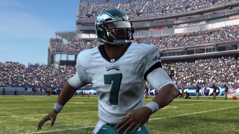How Good Are Favre and Vick in Madden 10? | pastapadre com