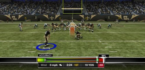 Madden 2010 Player Ratings
