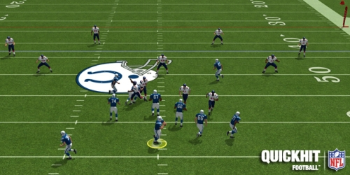 quick hit football game online