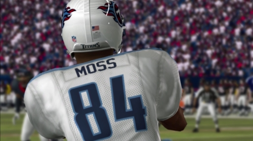 tennessee titans randy moss jersey  for sale