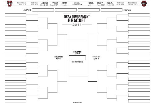 Ncaa Tournament Bracket Challenge Contest Pastapadre Com