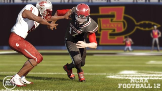 college football sores ncaa 12