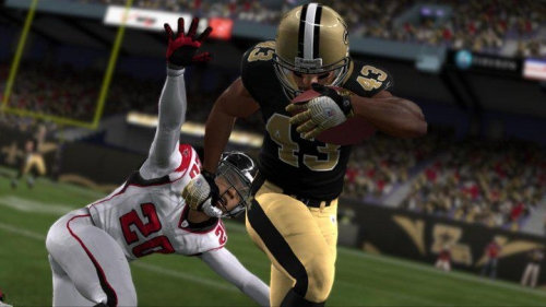 Madden NFL 12 Player Ratings: NFC South   pastapadre com