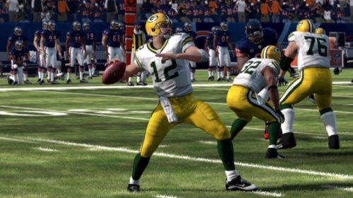 Players to Receive 100 Ratings in Madden NFL 12 Through Voting