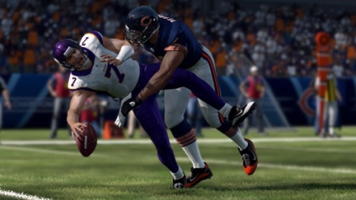 The deliberately slow rollout of Madden NFL 12 ratings continues with ...