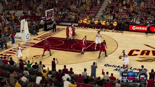 A Look at NBA 2K12′s Broadcast Cameras.