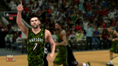 e7985fe36 Eighth NBA 2K12 Roster Update Available Now  Several New Uniforms ...