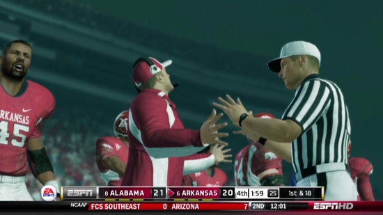 Check out my full impressions of the heisman challenge mode here