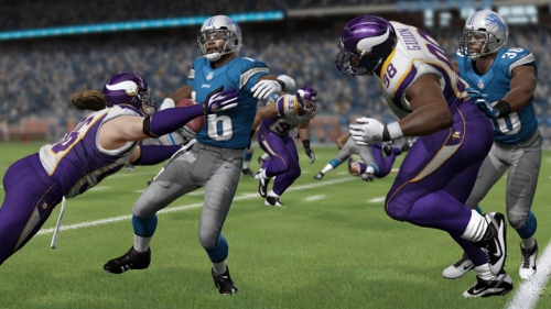 > Madden NFL 13 Roster Update #6 Details - Photo posted in BX GameSpot | Sign in and leave a comment below!
