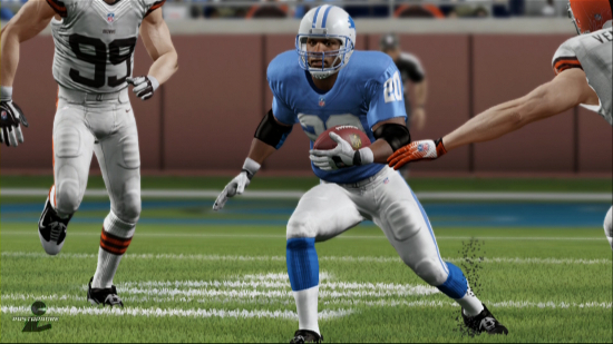 Barry Sanders Madden 25