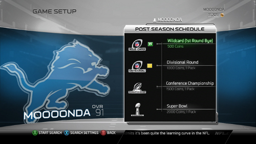 Madden 25 head to head seasons not working : Transformers movie