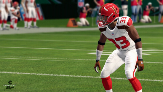 Madden 25 Relocation Uniforms