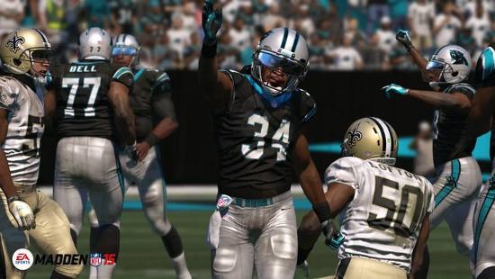 First Madden NFL 15 E3 Gameplay Videos