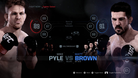 ufc0826 EA Sports UFC Receives New Patch and Adds Three Fighters to Roster