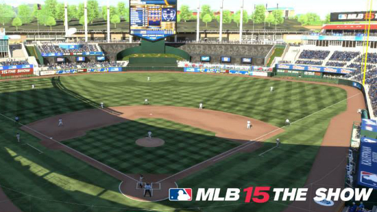 mlb150219 Video Blog on Lighting and Graphics in MLB 15: The Show