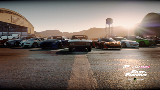forzafur70327 Forza Furious 7 Now Available for Free on Xbox One and 360