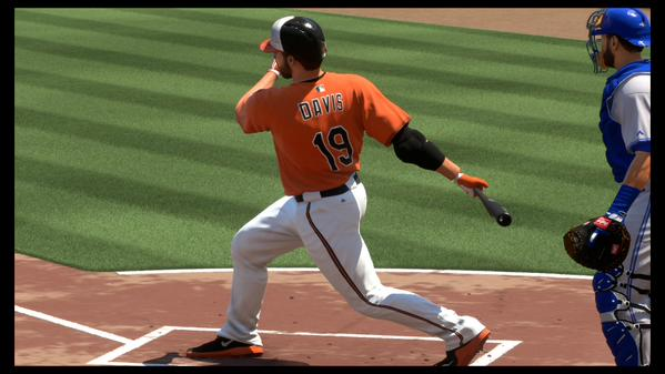 MLB 15 The Show Chris Davis