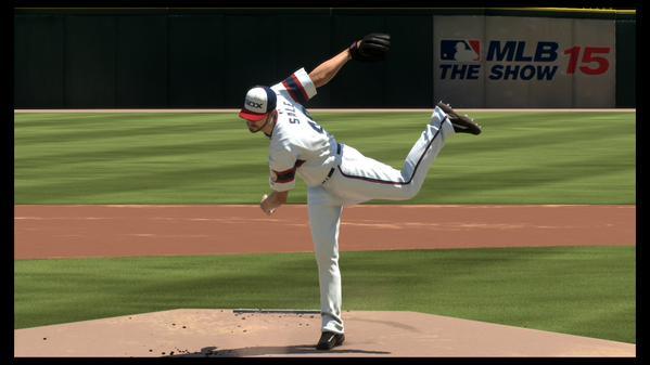 MLB 15 The Show Chris Sale