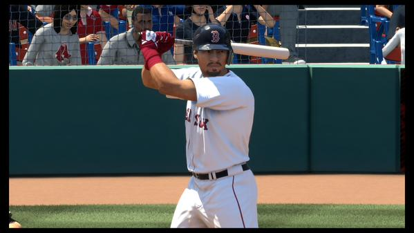 MLB 15 The Show Mookie Betts