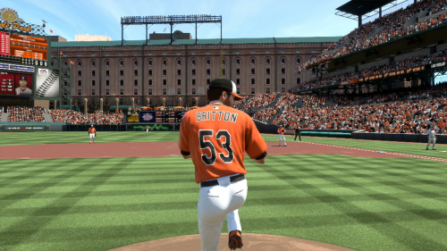 Zach Britton MLB 15 The Show